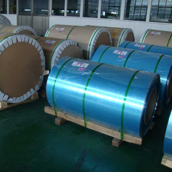 1000 Color Coated Aluminum Coil