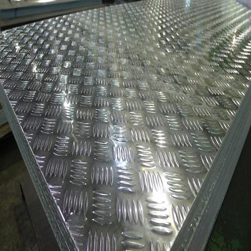 3000 Diamond Aluminum Tread Plate