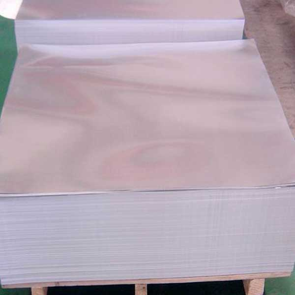 printed aluminium closure sheet