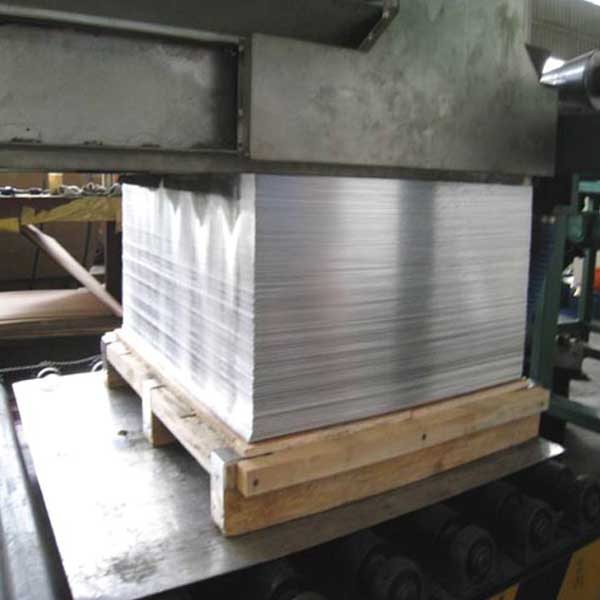 8011 H14 DC aluminum closure sheet