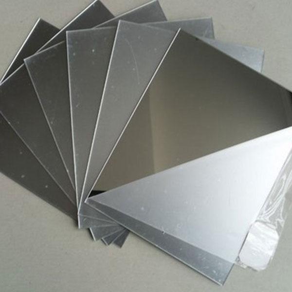 Aluminium Mirror Sheet Aluminum Sheet Products
