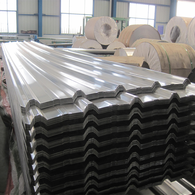 Aluminium Corrugated Roofing Sheets
