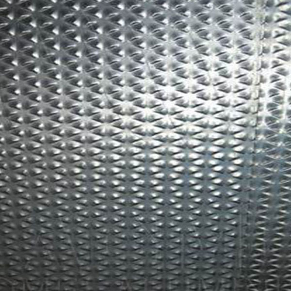 Embossed Stucco Aluminium Sheet for Roofing