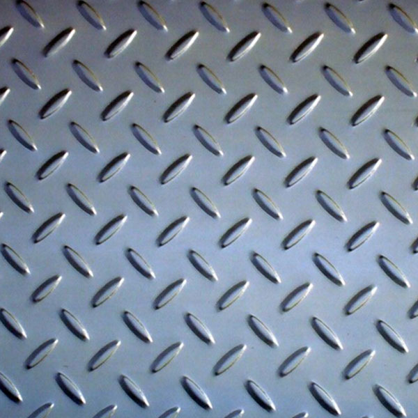 3004 Stucco Embossed Aluminum Sheet