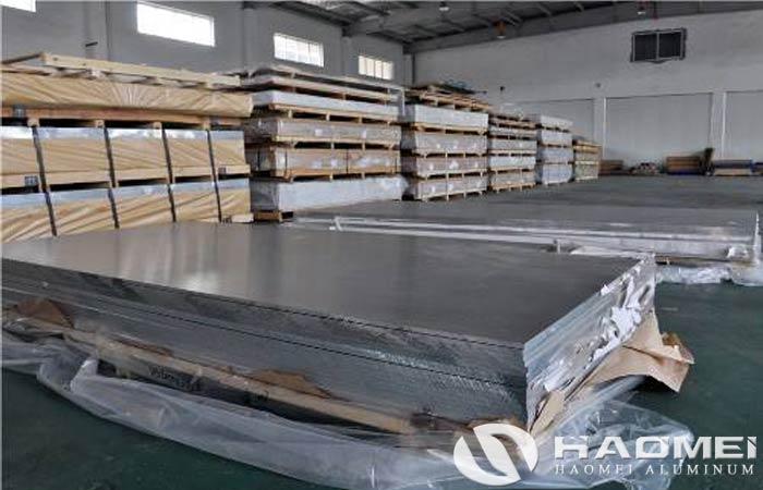 aluminium plate price