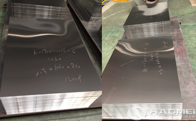 aluminium sheet 1mm